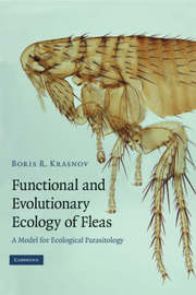 Functional and Evolutionary Ecology of Fleas by Boris R. Krasnov image