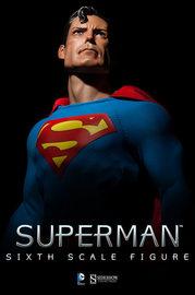 "Superman Comic Style 12"" Action Figure image"