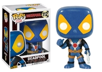Deadpool - Thumbs Up (Blue) Pop! Vinyl Figure