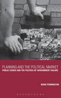 Planning and the Political Market by Mark Pennington image