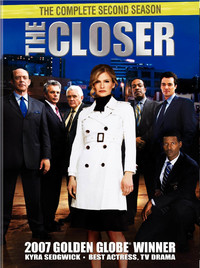 The Closer - Season 2 on DVD image
