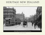 New Zealand Heritage - Postcards from the Past 2018 Horizontal Wall Calendar