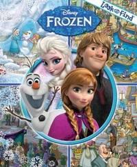 Disney Frozen Look & Find by Publications International