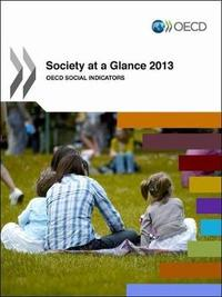 Society at a glance 2014 by OECD: Organisation for Economic Co-operation and Development image