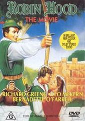 Robin Hood The Movie on DVD