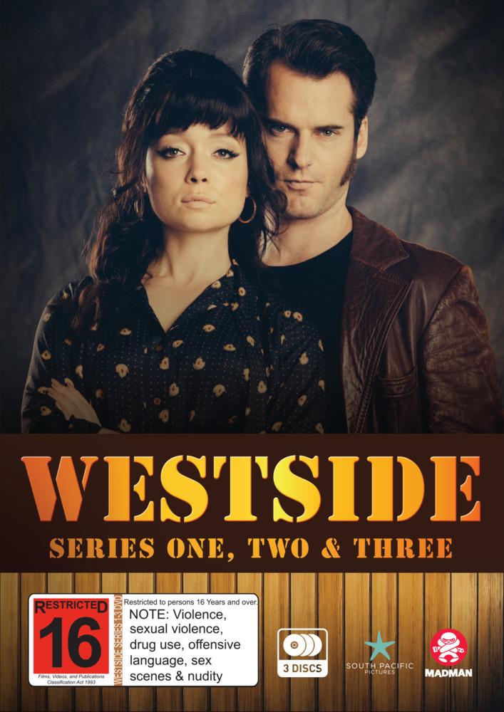 Westside - Series 1-3 on DVD image