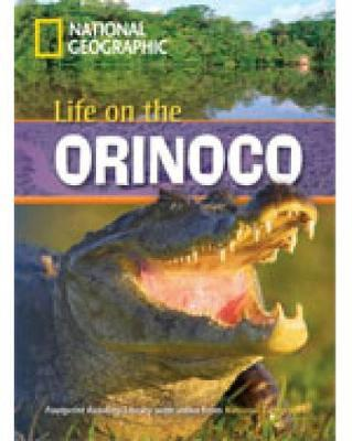 Life on the Orinoco by Rob Waring