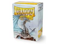 Dragon Shield Matte Silver Card Sleeves