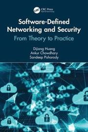 Software-Defined Networking and Security by Dijiang Huang