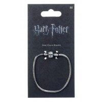 Harry Potter: Silver Charm Bracelet - Small