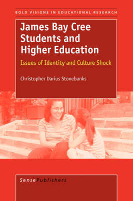 James Bay Cree Students and Higher Education by Christopher Darius Stonebanks image