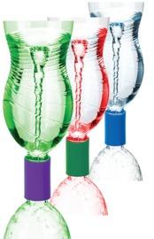 Heebie Jeebies: Whirlpool - Fizzy Bottle Science Kit (Assorted Colours)