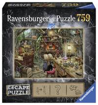 Ravensburger: Escape Puzzle - Witch's Kitchen