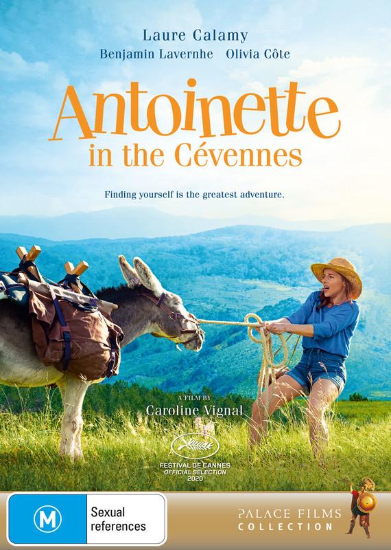 Antoinette In The Cévennes on DVD