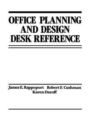 Office Planning and Design Desk Reference image