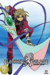 Elemental Gelade - Vol. 1 (Collector's Box) on DVD