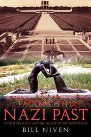 Facing the Nazi Past by Bill Niven image
