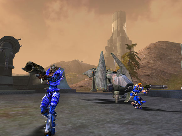 Unreal Tournament 2004 for PC Games image