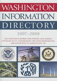 Washington Information Directory image