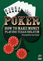 Poker: How To Make Money Playing Texas Hold'em on DVD