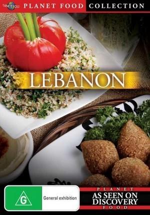 Planet Food: Lebanon on DVD