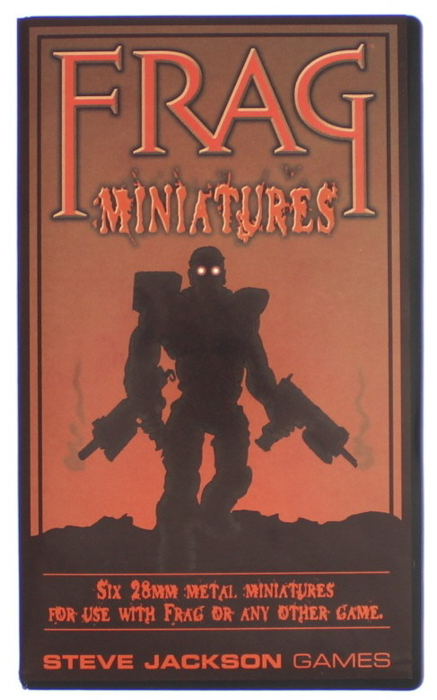 Frag: Miniatures Expansion