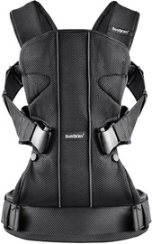 Baby Bjorn Baby Carrier One Mesh (Black)