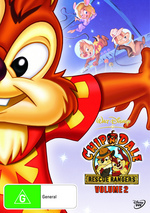 Chip 'N' Dale - Rescue Rangers: Vol. 2 on DVD