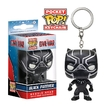 Captain America 3: Black Panther - Pocket Pop! Key Chain