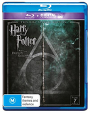 Harry Potter: Year 7 - The Deathly Hallows - Part 2 (Special Edition) on Blu-ray