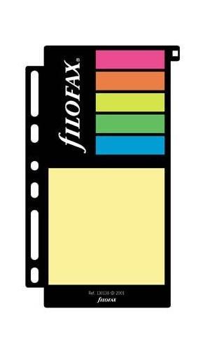 Filofax - Pocket Assorted Sticky Notes
