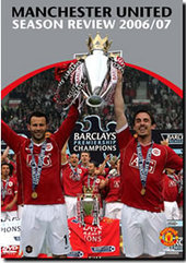 Manchester United Season Review 2006/07 on DVD