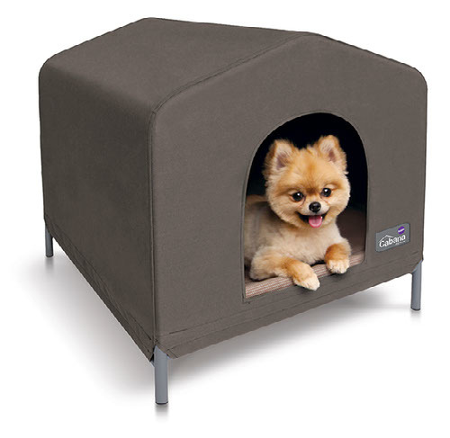 Kazoo: Cabana Outdoor Dog House - Cobalt (Small)