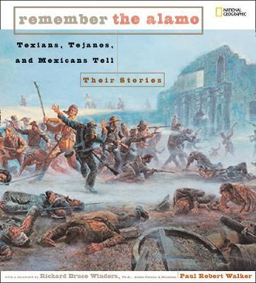 Remember the Alamo by Paul Robert Walker