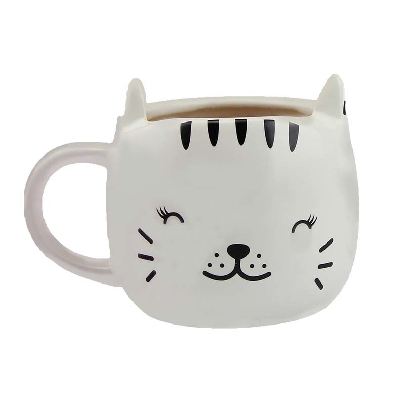 Happy Cat Heat Change Mug image