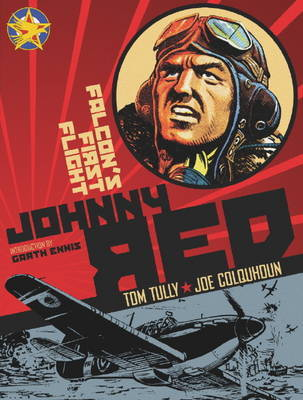 Johnny Red: Falcons' First Flight by Tom Tully image