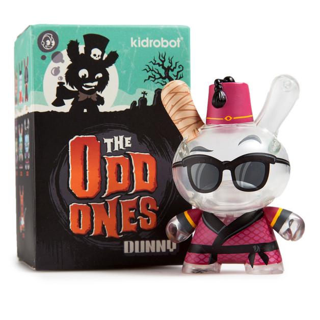 The Odd Ones by Scott Tolleson - Mini-Figure