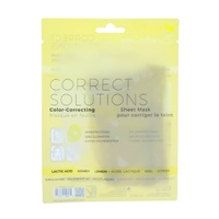 The Creme Shop Colour Correcting Mask Yellow