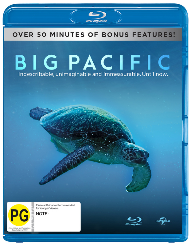 Big Pacific on Blu-ray