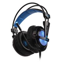 SADES Locust Plus Gaming Headset for PC