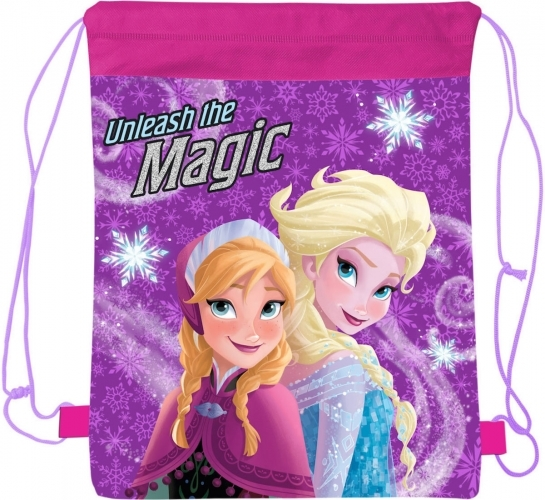 Disney: Frozen Draw String Bag
