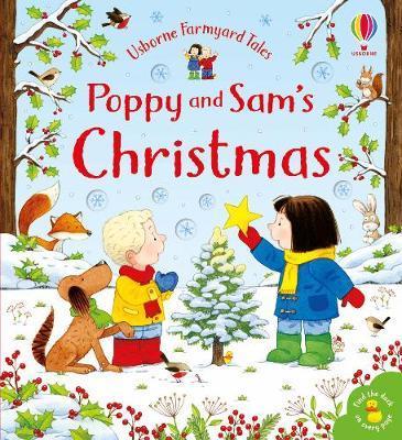Poppy and Sam's Christmas by Sam Taplin