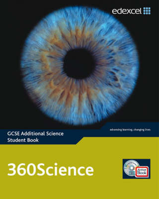 Edexcel GCSE 360 Science: GCSE 360 Additional Science Students' Book and ActiveBook image