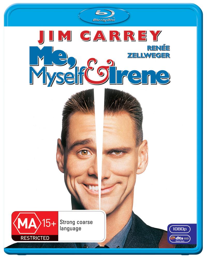 Me, Myself and Irene on Blu-ray image
