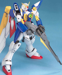 Gundam Model Kit - 1/100 MG Wing Gundam