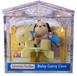 Sylvanian Families: Family Life Baby Carry Case - Beagle on Horse