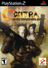 Contra: Shattered Soldiers for PS2
