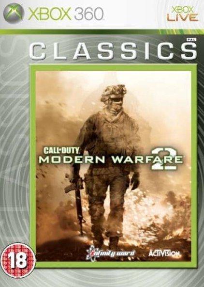 Call of Duty: Modern Warfare 2 (Classics) for Xbox 360