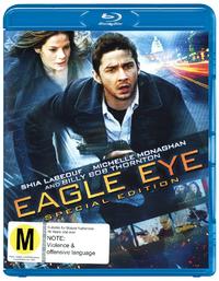 Eagle Eye - Special Edition on Blu-ray