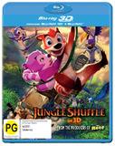 Jungle Shuffle on Blu-ray